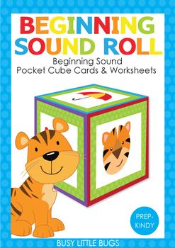 Roll & Learn - Beginning Sounds