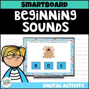 Beginning Sounds SMARTboard lesson