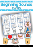 Beginning Sounds Scoops