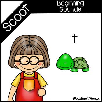 Scoot - Beginning Sounds