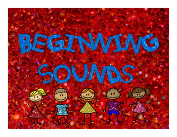 Beginning Sounds Scoot