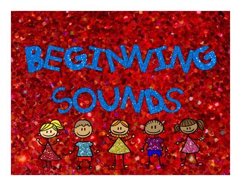 Beginning Sounds Scoot