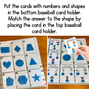 Beginning Sounds Self-Checking Games - Slip It and Flip It