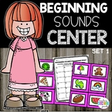 Beginning Sounds Set 1