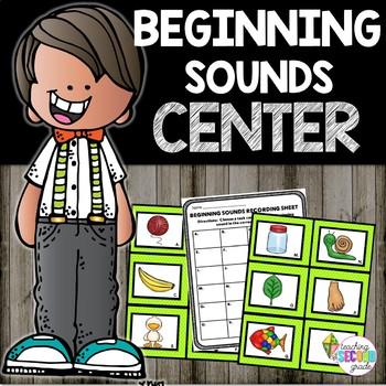 Beginning Sounds Set 2