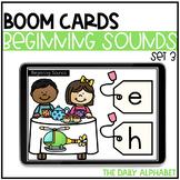 Beginning Sounds Set 3 BOOM CARDS