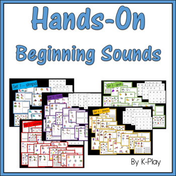 Hands On Beginning Sounds - A-Z