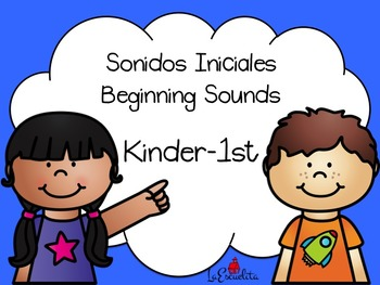 Bilingual Learning Center Beginning Sounds/Sonidos Iniciales