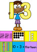 Number Representation Sorting Mats - Numbers 0-20
