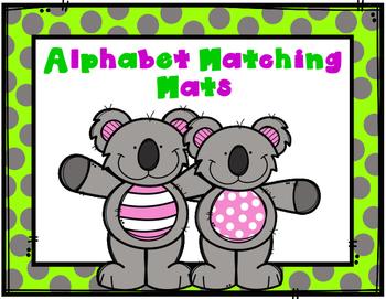 Beginning Sounds Sorting Mats:  Kindergarten Activities
