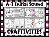 BUNDLED Beginning Sounds ACTIVITIES (centers-printables-sorts) CCSS
