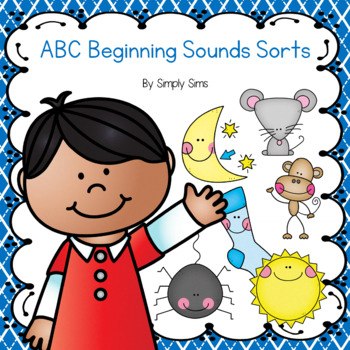 ABC Beginning Sounds Sorts
