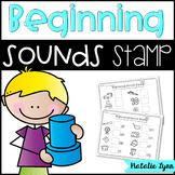 Beginning Sounds Stamp