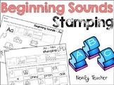 Beginning Sounds Stamping