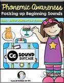 Phonemic Awareness {Beginning Sounds} for Kindergarten & First Remediation