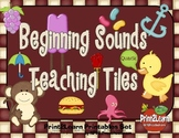 Beginning Sounds [Teaching Tiles]
