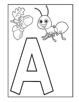 Beginning Sounds Uppercase Alphabet Playdough Mats