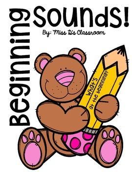 Beginning Sounds: What's at the Beginning?