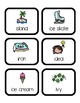 Beginning Sounds Word Hunt/Write the Room: Long I
