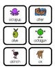 Beginning Sounds Word Hunt/Write the Room: Short O