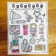 Beginning Sounds Worksheets – 26 Letter Sound Practice Pages from A to Z