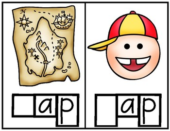 Beginning Sounds Write & Wipe---Center for Your PK-1 Class