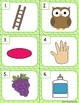 Beginning Sounds Write the Room Task Cards