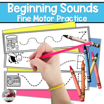 Beginning Sounds and Fine Motor