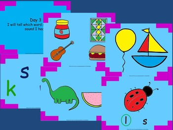 Beginning Sounds and Letters:  Phonics and Phonemic Awareness Concepts