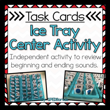 Beginning Sounds and Word Family Task Box Activities