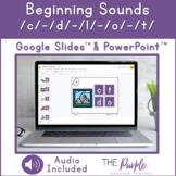 Beginning Sounds /c/ /d/ /l/ /o/ /t/