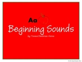 Beginning Sounds for Grades P-K