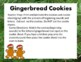 Beginning Sounds with the Gingerbread Man