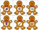 Christmas/Holiday-Beginning Sounds with the Gingerbread Man