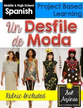 Spanish Presentation - Desfile de Moda - Fashion Show