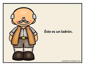 Beginning Spanish Story - El dinero del rey