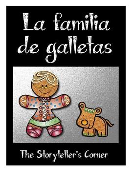 Beginning Spanish Story - La familia de galletas