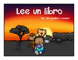 Beginning Spanish Story - Lee un libro