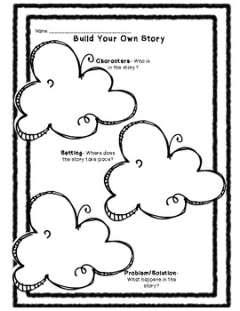 Beginning Story Building