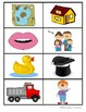 Bump Game: Beginning Syllables with A (Spanish)