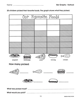 Beginning Tables & Graphs