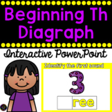 Beginning Th Diagraph- Interactive PowerPoint