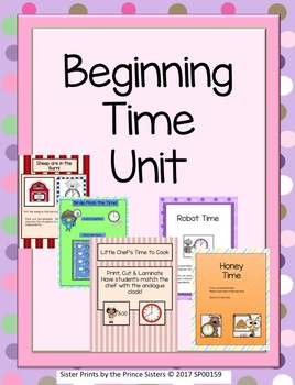 Beginning Time Unit