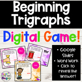 Beginning Trigraphs Digital Game / Google Slides / Remote