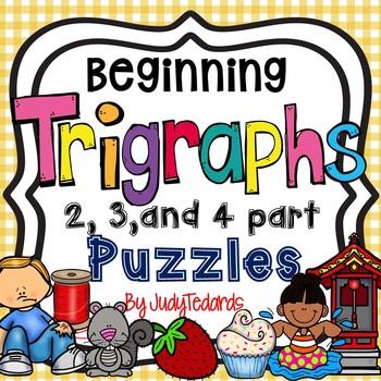 Beginning Trigraphs Puzzles