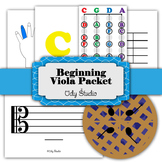 Beginning Viola Packet