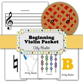 Beginning Violin Packet