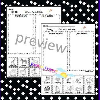 Beginning Vocabulary Sorts for English Language Learners Part 2