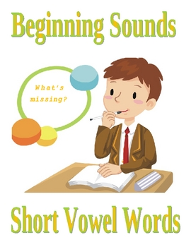 Beginning Word Sounds Game