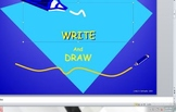Beginning Writers Writing Prompt Whole Group or Small Group /graphic organizer